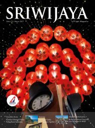 Sriwijaya Magazine Maret 2017
