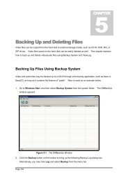 Backing Up and Deleting Files - Surveillance System, Security ...