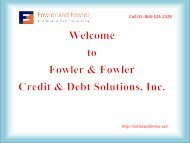 Choosing Best Credit Repair Company