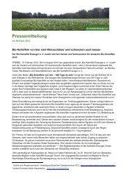 Landgut Nemt GmbH  Am Wachtelberg 18  04808 ... - Naturland