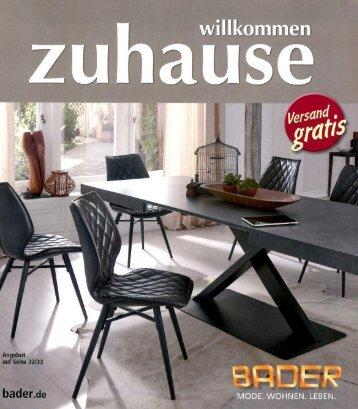 Каталог Bader Zuhause весна-лето 2017. Заказ товаров на www.catalogi.ru или по тел. +74955404949