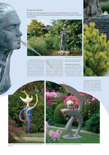 Gartenrevue Seite 2 und 3 - Fuhrer AG Gartenbau