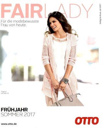Каталог OTTO Fair Lady весна-лето 2017. Заказ одежды на www.catalogi.ru или по тел. +74955404949