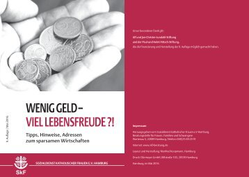 Wenig Geld - Viel Lebensfreude?!