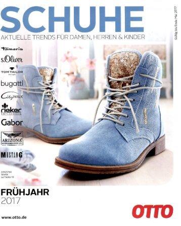 Каталог OTTO Schune весна-лето 2017. Заказ обуви на www.catalogi.ru или по тел. +74955404949