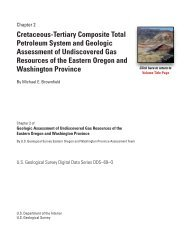 Cretaceous-Tertiary Composite Total Petroleum System and - USGS