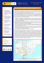 datos organismos códigos geográfica) directamente necesario determinada
