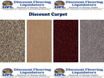 Discount Carpet