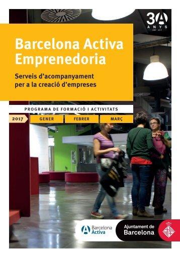 Barcelona Activa Emprenedoria