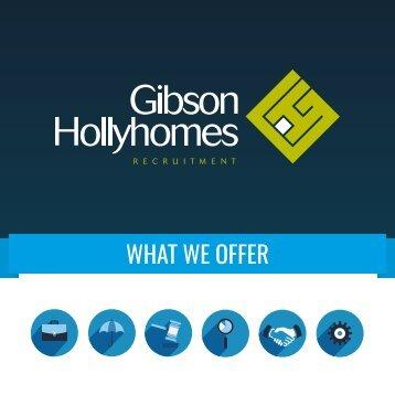 Gibson Hollyhomes Presentation
