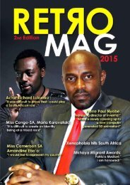 Franco SA Retro Mag 2015 (English)