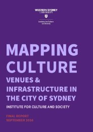 MAPPING CULTURE