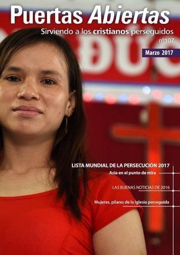 Boletín 107 Marzo-Abril 2017
