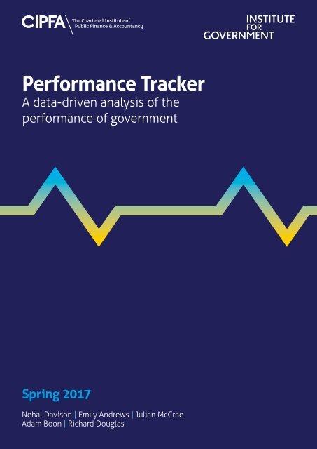 Performance Tracker