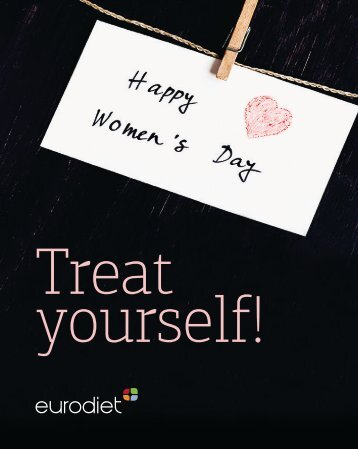 Women's Day by Eurodiet