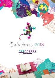Calendriers de collection 2018