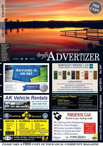 247 April 2015 - Gryffe Advertizer
