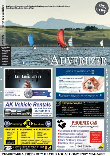 252 September 2015 - Gryffe Advertizer