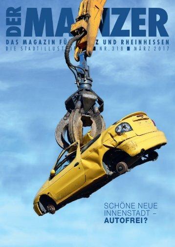 DER MAINZER - Das Magazin für Mainz und Rheinhessen - Nr. 318