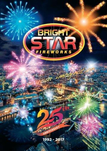 Bright Star Fireworks Catalogue 2017