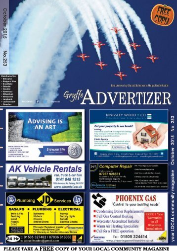 253 October 2015 - Gryffe Advertizer