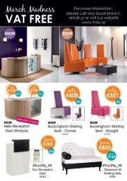 Furniture March Mailer
