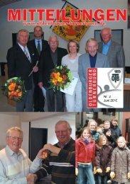 OTB-Mitteilungen 2/2010 - Oldenburger Turnerbund