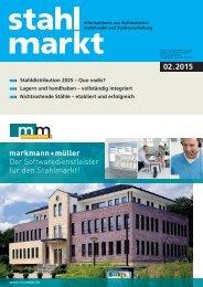 stahlmarkt 2.2015 (Februar)