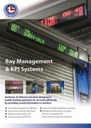 Bay Management & KPI Systems