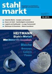 stahlmarkt 10.2015 (Oktober)