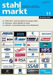 stahlmarkt 11.2015 (November)