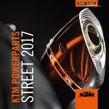 KTM Folder PowerParts Street MY17 DE-EN RZ web