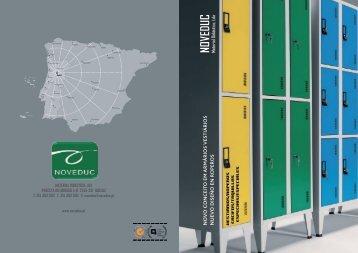 Mobiliário Cacifos (WEB)