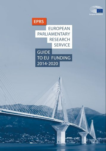 GUIDE TO EU FUNDING