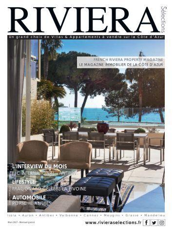 Riviera Sélections - Mars 2017
