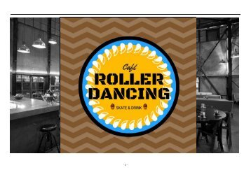 Dossier Financement Roller Dancing café