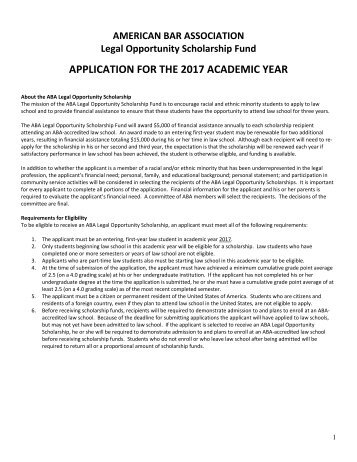 reapply ABAaccredited