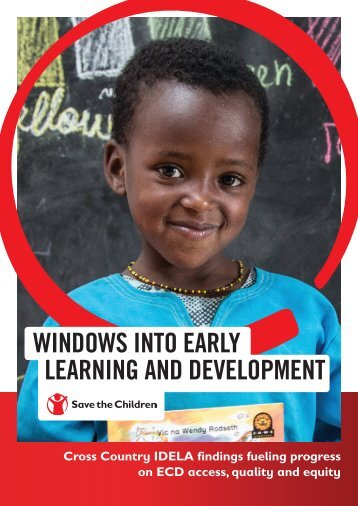 WINDOWS INTO EARLY LEARNING AND DEVELOPMENT