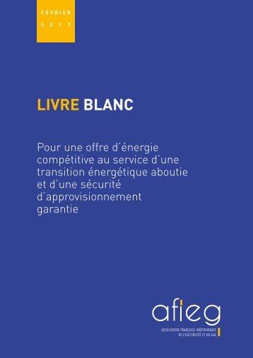 LIVRE BLANC
