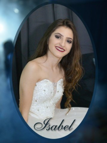 Isabel - 15 anos