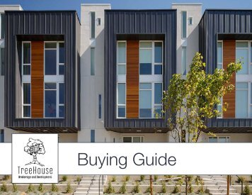 TREEHOUSE BUYING GUIDE