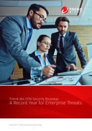 A Record Year for Enterprise Threats