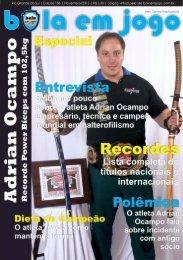 Criação revista digital adrian
