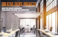 Creative office projects