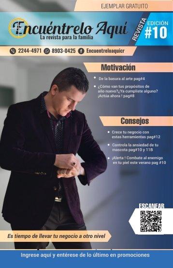 Revista Encuentrelo Aqui Edición 10