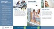 Neher - Insektenschutz für Fenster und Türen nach Maß