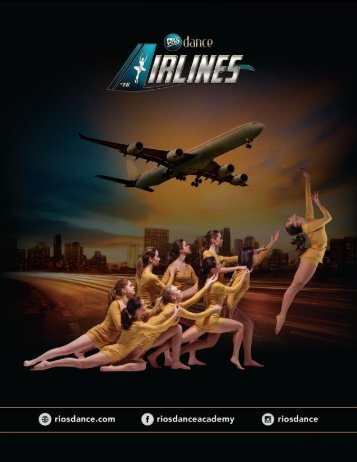 Rios Dance Airlines 2016