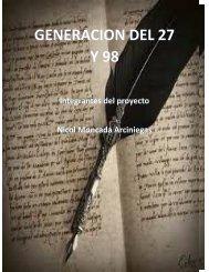 GENERACION DEL 27 Y 98 (1)