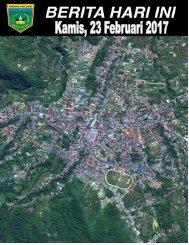 e-Kliping Kamis, 23 Februari 2017