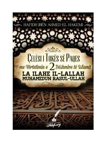 elësi i Tokës e Dy Dëshmive të Islamit